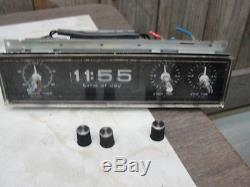 Jenn Air Range Control Board Clock Timer Vintage