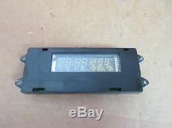 Jenn-Air Range Control Board Part # 7601P568-60 100-00695-30