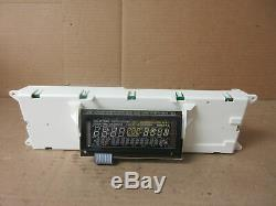 Jenn-Air Range Control Board Part # W10473901 WP8507P236-60