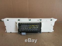 Jenn-Air Range Control Board Timer Clock Part # 8507P233-60