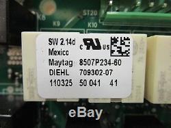 Jenn-Air Range Control Board WP8507P234-60 30 DAY WARRANTY