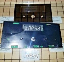 Jenn Air Range Control Board With Lens 12200028, 04100132 SATISFACTION GUARANTEED