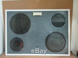 Jenn-Air Range Cook Surface Lite Wear/No Cracks Part # 04100831