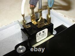 Jenn Air Range Fan/Light Switch 4 tab white