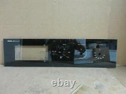 Jenn-Air Range Glass Control Panel Part # 790220
