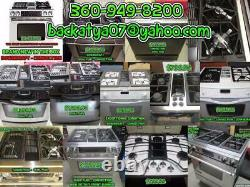 Jenn Air Range JGS8850BDS main circuit board 74011721 Good Used Condition