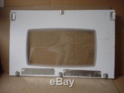 Jenn-Air Range Main Door Glass White Part # 74005717