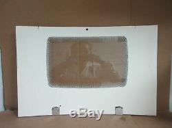 Jenn-Air Range Main Outer Door Glass Bisque Part # 74005609