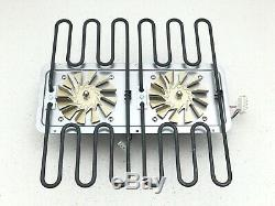 Jenn-Air Range Oven Convection Fan & Element W10213812 WPW10213812