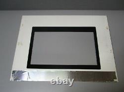 Jenn-Air Range Oven Outer Door Glass, Bisque 74008685 ASMN
