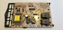 Jenn-Air Range Oven Relay Board part # 7428P058-60 100-00699-01 Genuine OEM