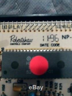 Jenn-Air Range Oven Stove Control Board Clock 100-00695-20 210901 Robertshaw