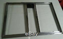 Jenn Air Range/Stove/Oven Model SEG196 Stainless Top Frame Fan Light Switch