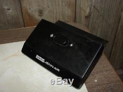 Jenn Air Range Switch Fan Light Four Tab Black