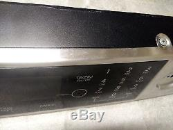 Jenn Air Range Touch Control Panel Stainless Steel W10206087 READ DESCRIPTION