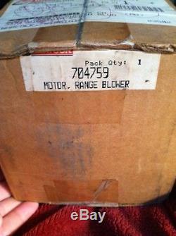 Jenn-Air Range Vent Motor Blower 704759