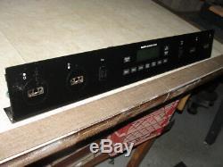 Jenn Air SEv 47100B Range Touch Panel Control Panel Black