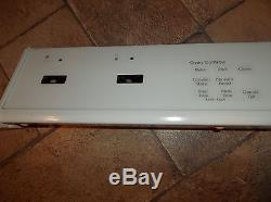 Jenn-Air SVE47600W range white switch membrane 71002116 71002033 or WP71002033