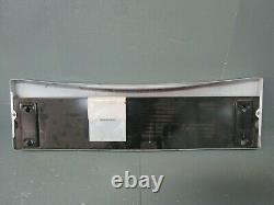 Jenn-Air Slide-In Electric Range Oven Drawer Panel, White Glass 74011544 ASMN