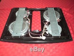 Jenn Air range downdraft glass black range main top JES9800AAS 74006107 1200255