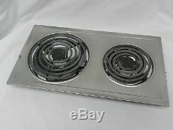 Jenn-air A100 Cae1000acx Stainless Steel Burner Cartridge Cooktop Range A100-c