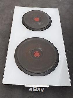 Jenn-air A105 A106 range cooktop cartridge element White