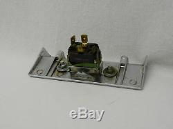 Jenn-air Fan Light Switch 4 Wire Model Used But Perfectly Working D120 S160-c