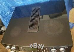 Jenn air JES980BAB range black, glass TOP and downdraft UNIT