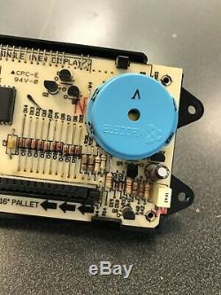 Jenn-air Range Oven Control Board Oem P/n Wp71001799 71001799 100-00695-20