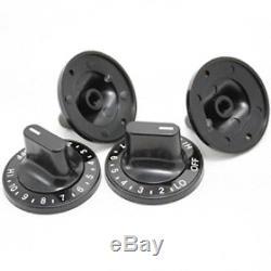 JennAir Set of 4 Knobs for Stove Oven Range 12200035
