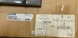 Maytag Jenn-Air Pair of Range Surface Burner Grate Gray 74007790