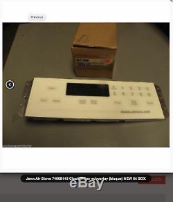 Maytag Surface Jenn-Air Range Stove 74008143 Control Board