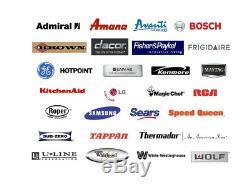 Maytag/Whirlpool/Jenn-Air/Amana Range Stove Burner Valve 74002673