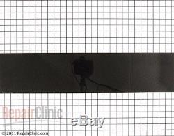 Maytag/Whirlpool/Jenn-Air/Amana Range Stove Panel Glass #0063501 New OEM