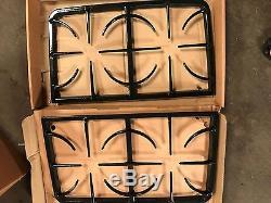 Maytag/Whirlpool/Jenn-Air Range Burner Grate Set New OEM