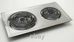 NEW Jenn-Air JennAir Designer Line Electric Coil Cooktop Stainless JEA7000ADS