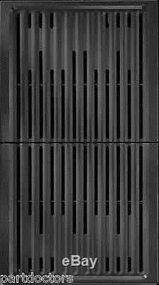 NEW Jenn-Air Range Cooktop Grill 74006512 Element & 74006513 Grates Kit 12001882