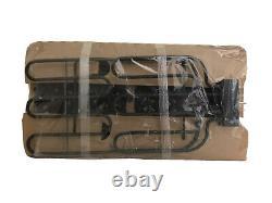 NEW Jenn Air Range Maycor Heating Element 04100014, 2 Lava Rock Plates withHandles