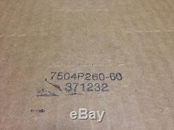 New Genuine Jenn Air Range Surface Burner Cap Set 7504P260-60 Free Exp. Shipping
