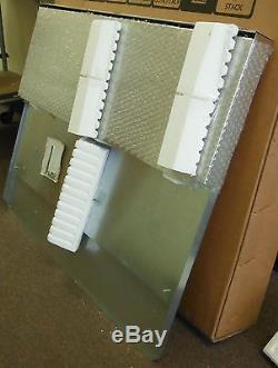 New Jenn-Air Range/Stove/Oven Rear Backsplash Panel Stainless Part# PRAG3612