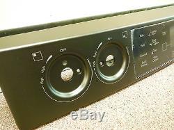 New Whirlpool/JennAir Range/Stove/Oven Control Panel Black Part # W10236208