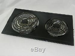 Nice Black Jenn-air A100 Cae1000acx Cartridge Cooktop Range Rated 3350w A100-c