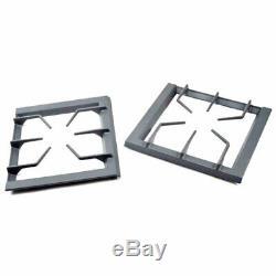 OEM Jenn-Air Range Burner Grate Kit 12001428 AP4009970 71002313 PS2003036 SVD4