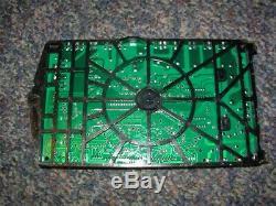 Oven Relay Circuit Board Jenn Air SVE47600B Range W10757086