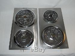 RENEW JENN-AIR COOKTOP RANGE WITH A PAIR STAINLESS STEEL A100 CAE10 X2 CARTRIDGE