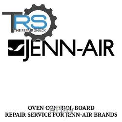 Repair Service For Jenn-Air Oven / Range Control Board 703666