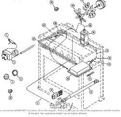 SO OVEN 73001069 Motor Jenn-Air Range Stove