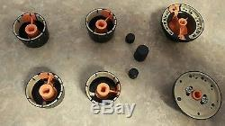 Set 9 Jenn Air Range burner oven control knobs stove/range