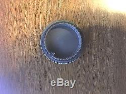 Set of 2 KitchenAid Range Small Burner Cap Gray KGCT305 Whirlpool Maytag JennAir
