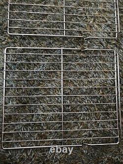 TWO (2) VERY NICE Jenn-Air Range Oven Sliding Racks Part # 704660 Y704660